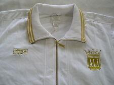 RARE~Adidas RYMR MUHAMMAD ALI Track sweat Top shirt Jacket superstar~Mens Sz 3XL