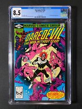 Daredevil #169 CGC 8.5 (1981) - Frank Miller - 2nd Elektra app