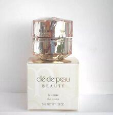 Cle De Peau Beaute La Creme/ The Cream Deluxe size Sample 5 ml Beautiful Jar