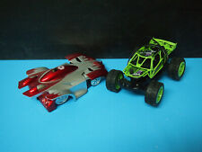 Electric Monster Trucks RC Car MINI CAR LOT USB CHARGED NO REMOTES