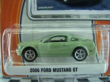 '15 GREENLIGHT 2006 FORD MUSTANG GT MINT IN BOX GL MUSCLE SERIES 11