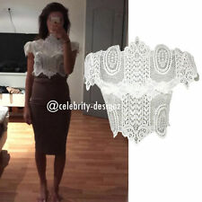 Lace Clubwear Halter Sleeve Tops & Blouses for Women