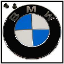 ORIGINAL BMW Emblem Logo Motorhaube 51148132375 1er 3er 4er 5er X1 X3 + Tüllen