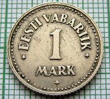 ESTONIA 1924 1 MARK