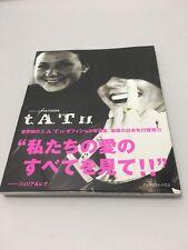 t.A.T.u. JAPAN PHOTOBOOK Official W/OBI Julia & Lena T.A.T.U.