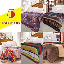 Modern Bed Blankets