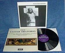 BACH - EASTER ORATORIO  - DECCA FFRR - U.K. LP - 1969