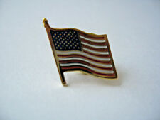 U.S Flag Metal Hat Pin, Tie Pin, Lapel Pin 6 pieces Sealed New