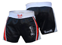 BooM Pro Muay Thai Fight Shorts MMA Grappling Kick Boxing Trunks Martial Arts