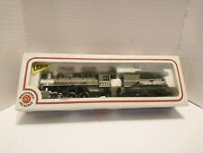 Bachmann HO Train Union Pacific Powered 0-6-0 Steam Locomotive & Tender NIB