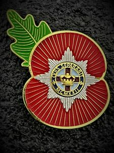 4th/7th Royal Dragoon Guards Flower of Remembrance