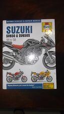 Haynes Manual De 3912 Susuki SU650 SU6505 99-08
