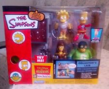 Simpsons Collector's Lair Interactive Environment by Playmates Toys