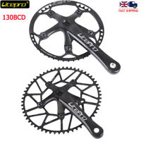 Litepro Folding MTB Road Bike Crankset 170mm Crank Set 130bcd Cycling Sprocket