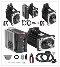 Vevor Servo Motor 215nm Ac Cnc Servo Driver Cable Kit For Cnc Milling