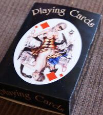 PLAYING CARDS Casanova transformation pin-up  Philibert reprint