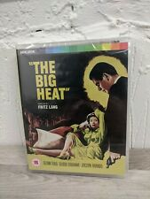 The Big Heat By Fritz Lang - Indicator - DVD BRAND NEW AND SEALED