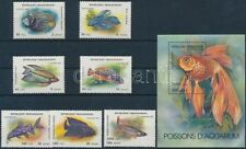 Fish Malagasy Stamps