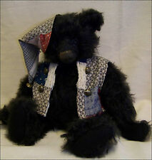 "*2ND PRICE REDUCTION*LIMERICK BEAR ""CALHOUN"" BY LYNN & PHIL GATTO OOAK"