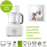 Kenwood FDP646WH MultiPro Food Processor - White
