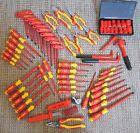 WIHA Master Electrician Set 1000V Tools, 66 pcs and bag