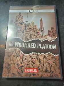 Frontline: The Wounded Platoon (DVD, 2010) NEW!!! *BUY 2 GET 1 FREE+FREE SHIP*