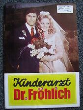 Neuer Filmkurier-Nr.64-Kinderarzt Dr. Fröhlich-Roy Black-Hansi Kraus-Austria