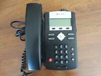 Polycom SoundPoint IP 330 SIP, Two lines capacity!