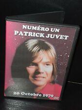 Numéro Un Patrick Juvet . 20.10.1979 (Amanda Lear, Veronique Sanson, birkin ...)