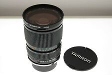Tamron SP 28-80mm f/3.5-4.2 CF Macro zoom lens in Nikon F mount. MINT condition!