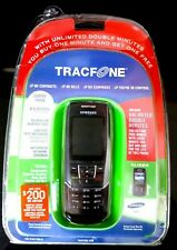 Samsung Sgh T301G - Black (TracFone) Cellular Phone Slider New *Open Box*