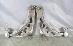 BMW E46 3-Series Z4 Factory Front Wishbone Lower Control Arm Pair 1999-2008 USED