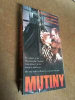 "NEW/SEALED VHS MOVIE - ""MUTINY"" (1952 - ANGELA LANSBURY, MARK STEVENS)"