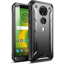 Clear And Distinctive Cases, Covers & Skins Radient Para Motorola Moto E5 Play Xt1920 Nuevo Negro Fibra Gel Funda Para Teléfono