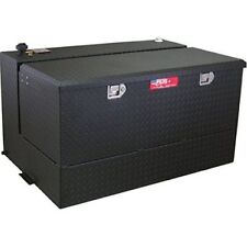 RDS 72367PC 95 Gallons Fuel Transfer Tank & Toolbox Combo Black Powdercoated