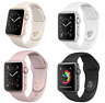 Apple Watch Series 2 38mm WiFi GPS Aluminum Case Sport Band Smartwatch iOS
