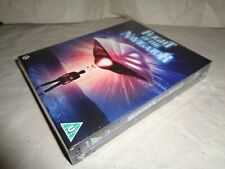 FLIGHT OF THE NAVIGATOR LIMITED EDITION blu-ray UK RELEASE NEW SEALED