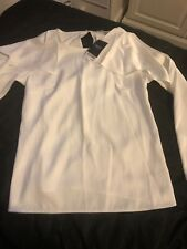 Ladies Size 12 Next Silky Blouse New