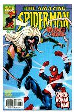 1)AMAZING SPIDER-MAN v2 #6(6/99)MADAME WEB/SPIDER-WOMAN(BYRNE)NM/MT(9.8)CGC IT!!