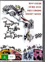 Those Daring Young Men In Their Jaunty Jalopies - New Region All DVD