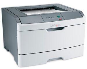 *** Imprimante LEXMARK Laser E260 ( -  de 48 000 pages) ***