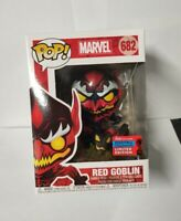 Funko POP! Marvel - Red Goblin NYCC 2020 Fall Convention Shared Exclusive
