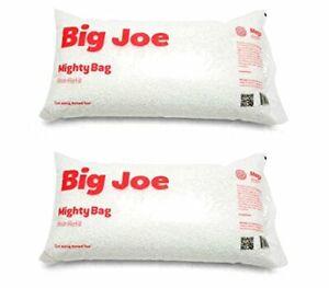 Bean Bag Refill, White 2 Pack new