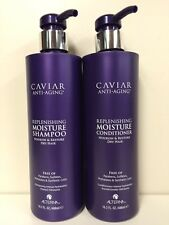 Alterna Caviar Moisture Shampoo/Conditioner 16 oz Duo paraben free for all hair
