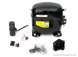 230V compressor Secop SC12DL 104L2625 identical as Danfoss HST R404a/R507,R407c