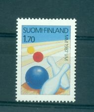 BOWLING - FINLAND 1987