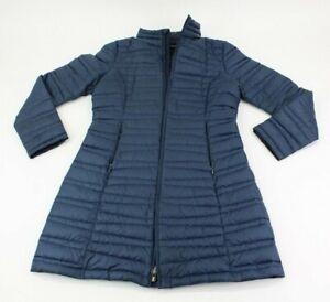Patagonia Women's Fiona Parka Navy Blue Size M