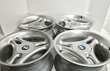 4x BMW 5er E39 Alufelgen 8x17 IS20 5x120 original Felgen Style Styling 38