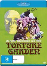 Torture Garden NEW B Region Blu Ray
