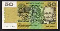 Australia R-513a.. (1991) 50 Dollars - Fraser/Cole.. aU-UNC
